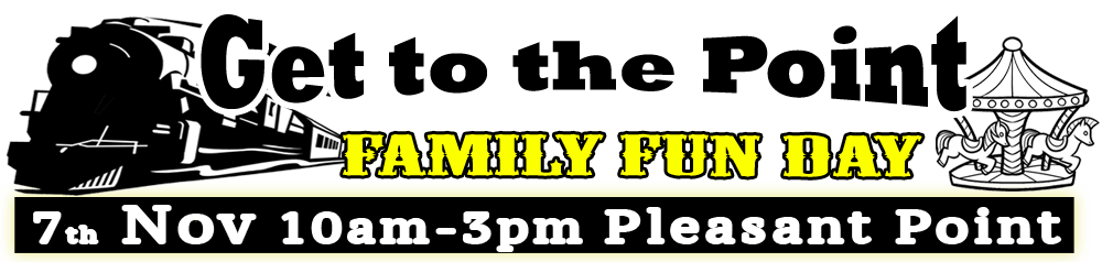 Get to the Point - Family Fun Day